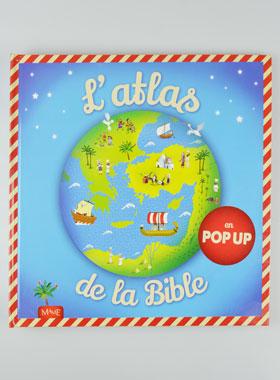 Bibel Atlas Pop Up Geschenk Zur Taufe Religiöse Geschenke