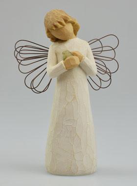 Engel Zur Taufe Willow Tree Engel Der Heilung Religiöse