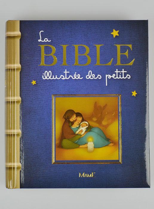 Illustrierte Bibel Geschenk Zur Taufe Für Mädchen