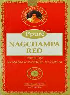 Weihrauch Ppure Nagchampa Rot Red - 15 g